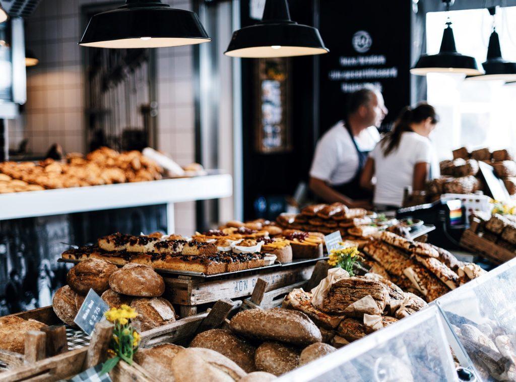 como atrair clientes para padaria, criacao de site padaria